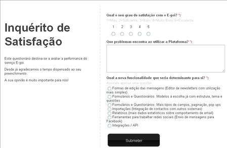 Formulários E Questionários Online Para Aumentar A Sua Base