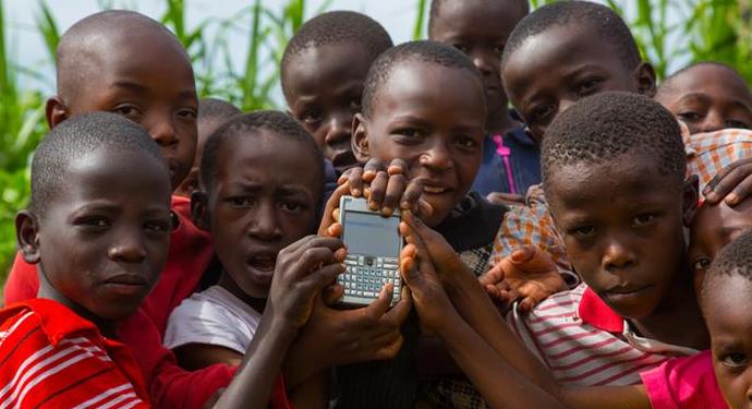 Internet na Africa