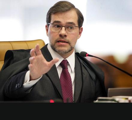 ministro dias toffoli reconhece urgencia icms