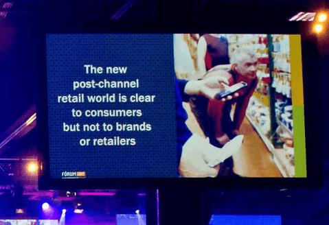 Slide from my keynote at Fórum Ecommerce Brasil 2017