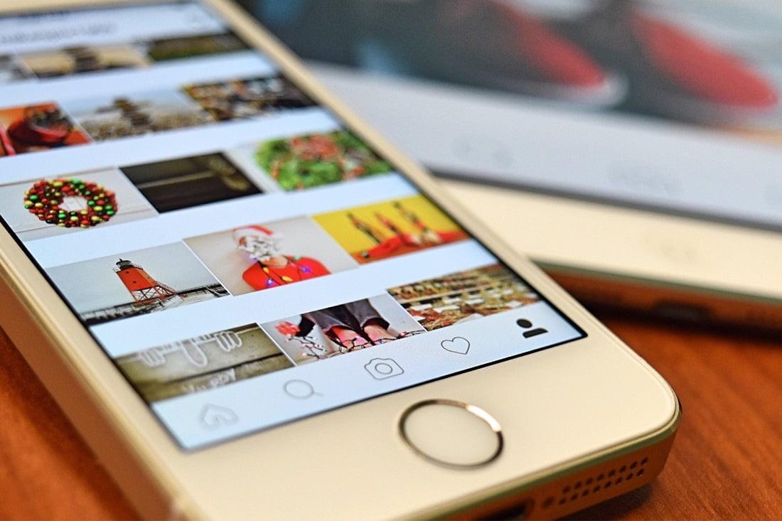 Instagram lançou, recentemente, possibilidade de compra direta do app nos EUA/Reprodução